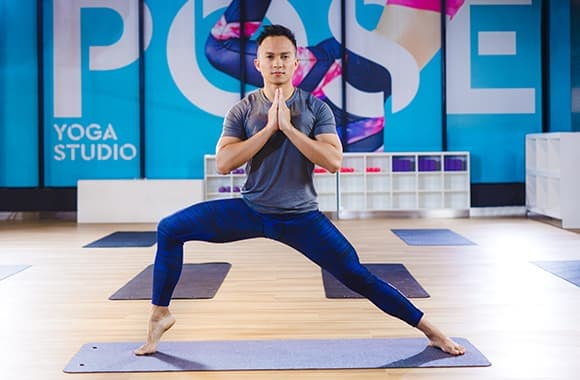 Celebrity Fitness Thailand Advanced Flow Yoga 1