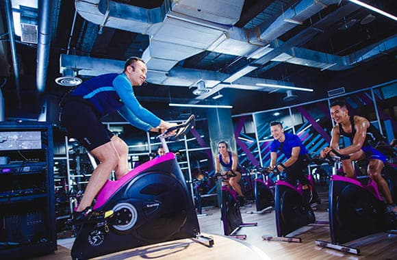 Celebrity Fitness Thailand Intro RPM Class