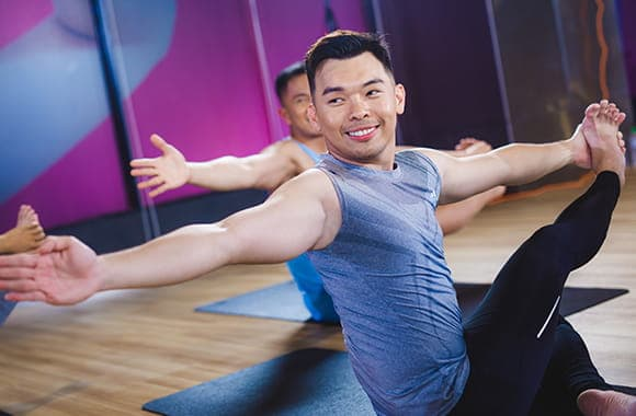 Celebrity Fitness Thailand Pilates Class 5