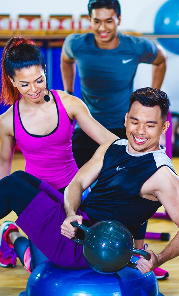 Classes related to fastfit class Celebrity Fitness Thailand