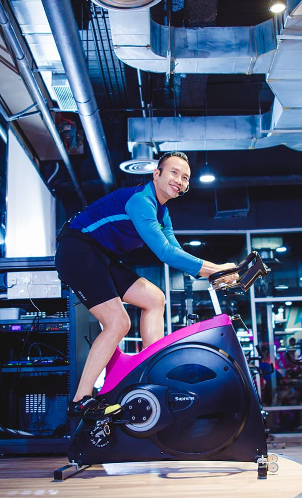 Classes related to rpm class Celebrity Fitness Thailand